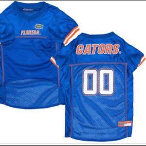 Other - Gators dog jersey